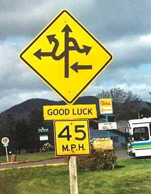 funny street signs photoshop contest pictures