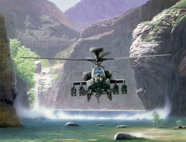 helicopter photoshop contest